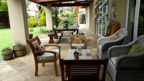 Jenvey House Selfcatering Apartments