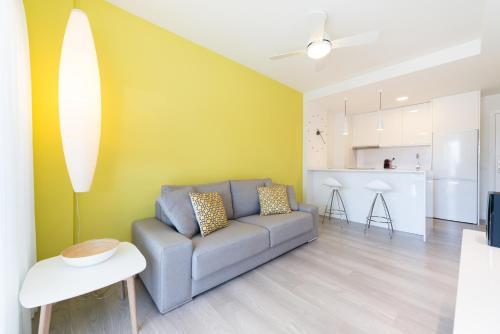 Description for a11y. Design Apartment. Playa del Inglés ...