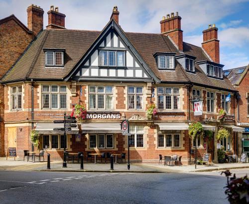 Morgans @ The Exchange Hotel