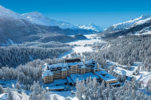 Reserve This Five Star Hotel Description For A11y Suvretta House St Moritz Switzerland