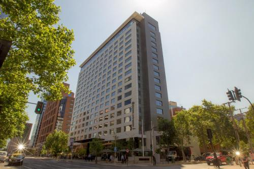 De 10 beste hotels met parkeergelegenheid in Santiago, Chili ...