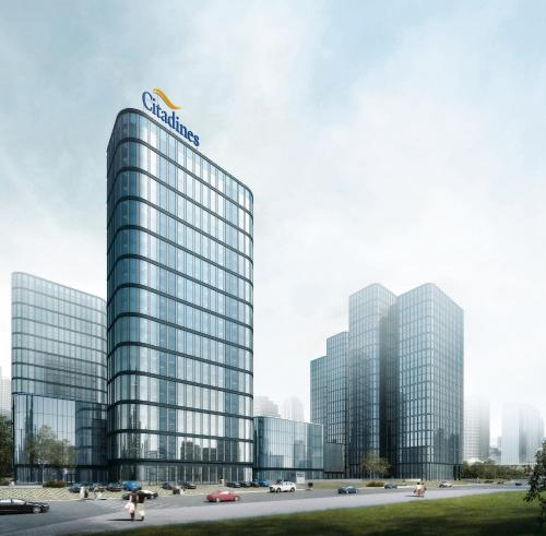 Citadines South Chengdu