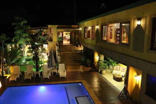 Bambuu Lakeside Lodge
