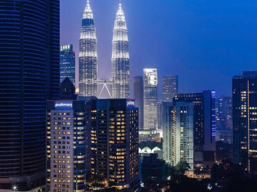 Pullman Kuala Lumpur City Centre Hotel Residences