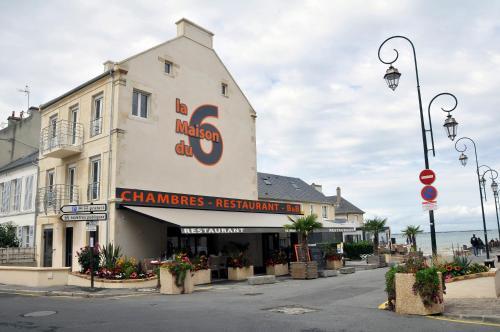 Htels Prs De La Plage Ici  Normandie France  BookingCom