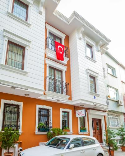 Les 10 meilleurs b b chambres d 39 h tes istanbul for Ararat hotel istanbul
