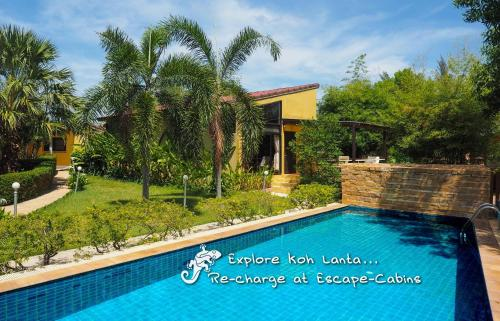 Hotels In Krabi Province Thailand Escape Cabins