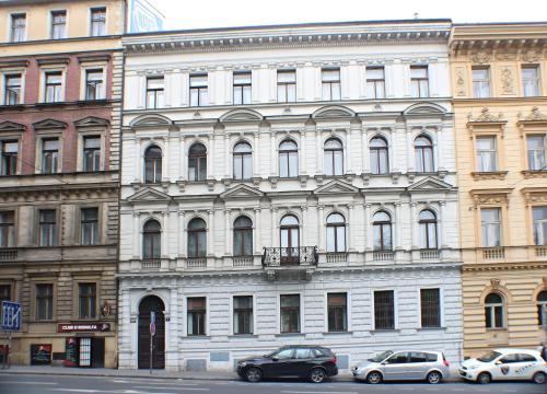 Prague-1 Hostel