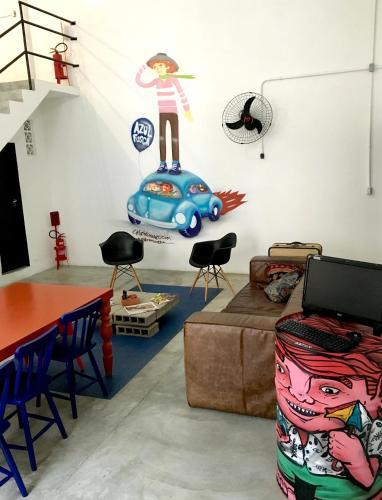 Azul Fusca Hostel