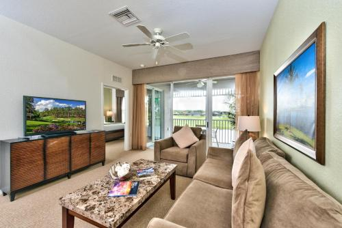Genoa Golf Condo in Lely Resort