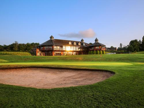 Macdonald Portal Hotel, Golf & Spa Cobblers Cross, Cheshire