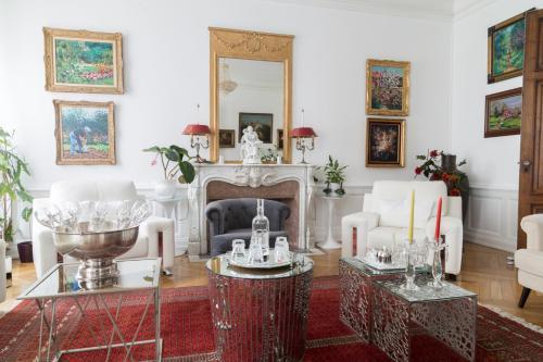 Chambres d'Hôtes - La Villa De La Paix