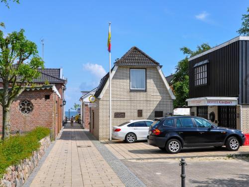 Hotel Gregory Wyk auf Föhr