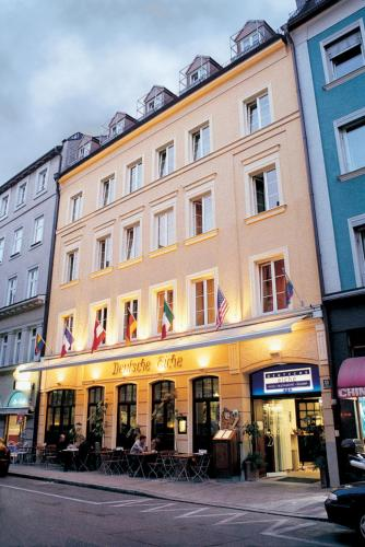 Gay hotel deutsche eiche munich