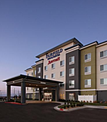 Fairfield Inn & Suites Farmington