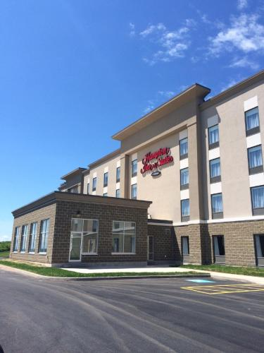 Hampton Inn & Suites Truro, NS