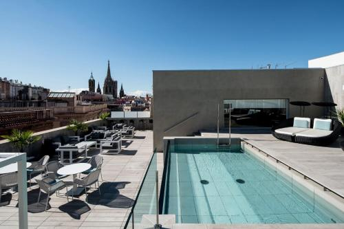 The 10 Best Hotels With Jacuzzis In Barcelona Spain Booking Com