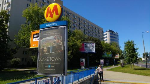 AdMatch Niepodleglosci Rooms Metro