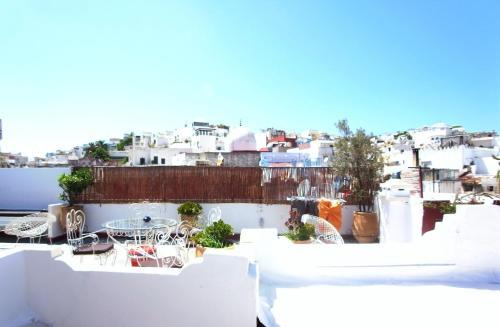 The Melting Pot Hostel Tangier