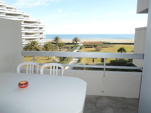 Appartement Canet vue mer