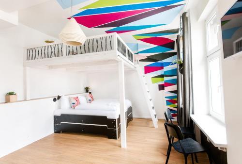 die 10 besten hostels in hamburg deutschland. Black Bedroom Furniture Sets. Home Design Ideas