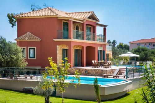 Pleiades Luxury Villa