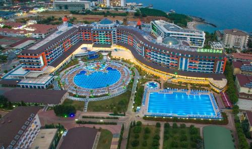Die 10 Besten 5 Sterne Hotels In Der Region Alanya Turkei Booking Com