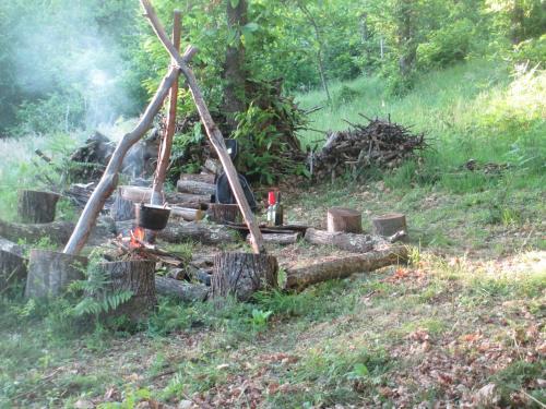 Wild Camping Paladini