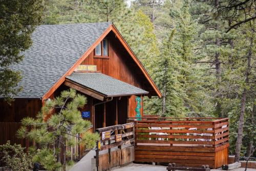 Idyllwild Camping Resort Wheelchair Accessible Cottage
