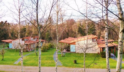 Bungalow Camping Los Manzanos