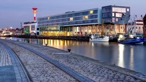 10 najlepszych hoteli butikowych w mie cie bremerhaven for Design hotel bremerhaven