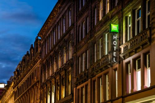 ibis Styles Glasgow Centre George Square