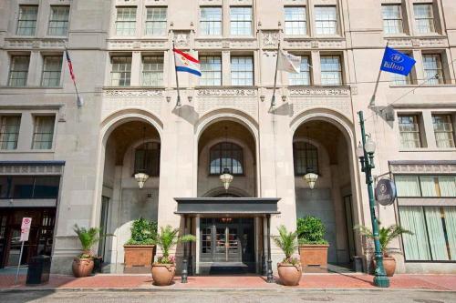 Hilton New Orleans / St. Charles Avenue