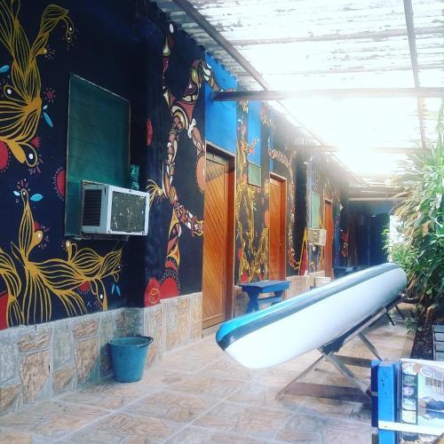 Casa Graffiti Hostal Taganga