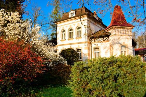 Hotel Zámeček na Čeladné