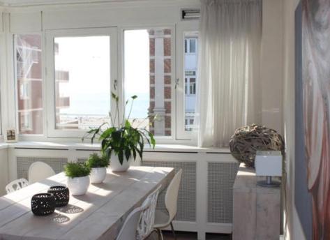 Beautiful Seaview Appartment at Scheveningen Beach!