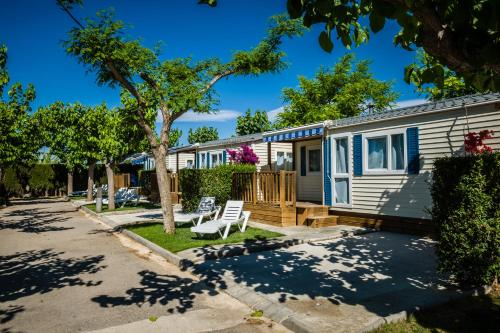 Description for a11y. Camping Vendrell Platja