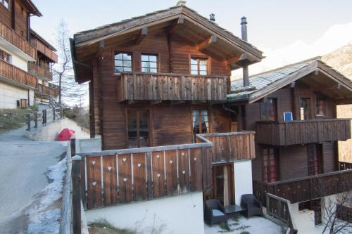 Mountain Village Chalet
