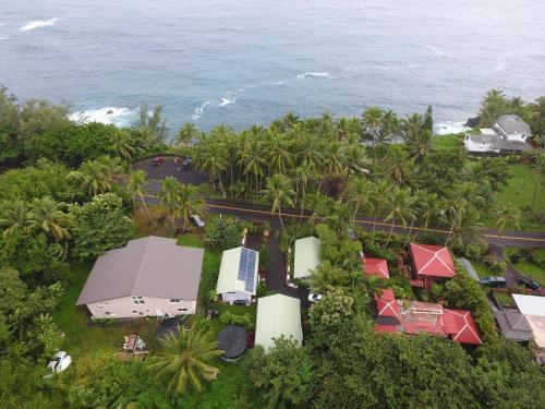 Oceanfront Cottage Near the Kalapana Lava Flows