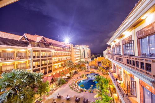 Empress Residence Resort and Spa