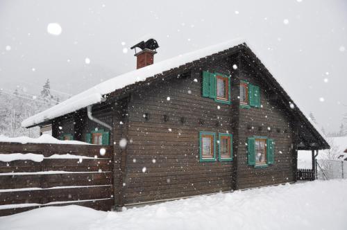 Holzhaus in Hinterstoder