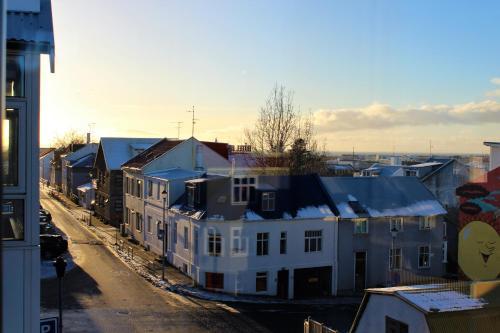 Odinn Reykjavík Apartments