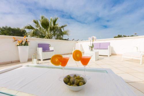 Villa Mediterranea al mare