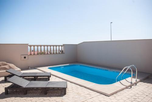 Luxurious and cosy house, panoramic sea view