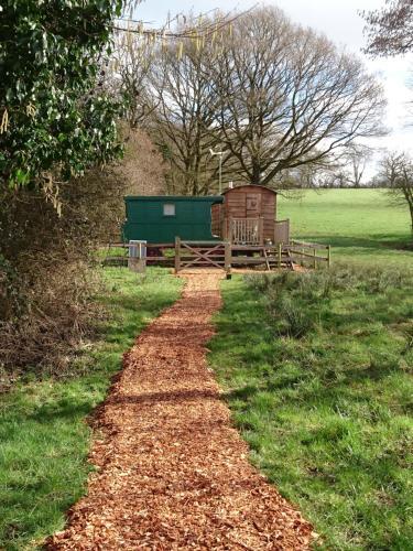 Alice Street Farm Shepherds Hut