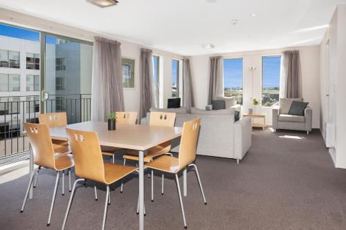 Central Christchurch Apartment
