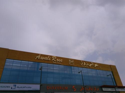 Awali Rose- Awali District Makkah