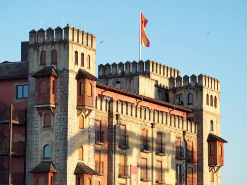 4-Sterne Burghotel Castillo Alcazar, Europa-Park Freizeitpark & Erlebnis-Resort