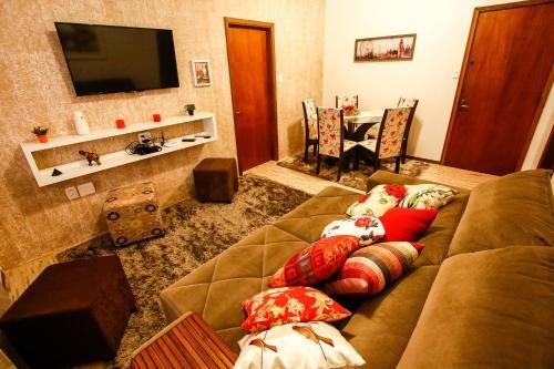 Apartamento Aconchegante Na Serra