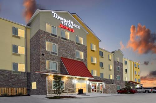 Towneplace Suites By Marriott New Orleans Harvey West Bank